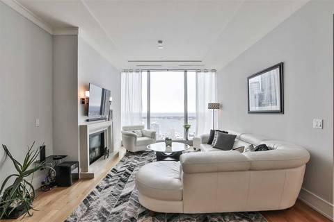 Apartment for rent at 183 Wellington St Unit 3305 Toronto Ontario - MLS: C4692127