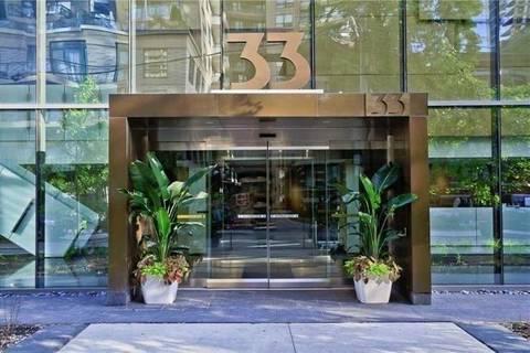 Apartment for rent at 33 Charles St Unit 3305 Toronto Ontario - MLS: C4521987