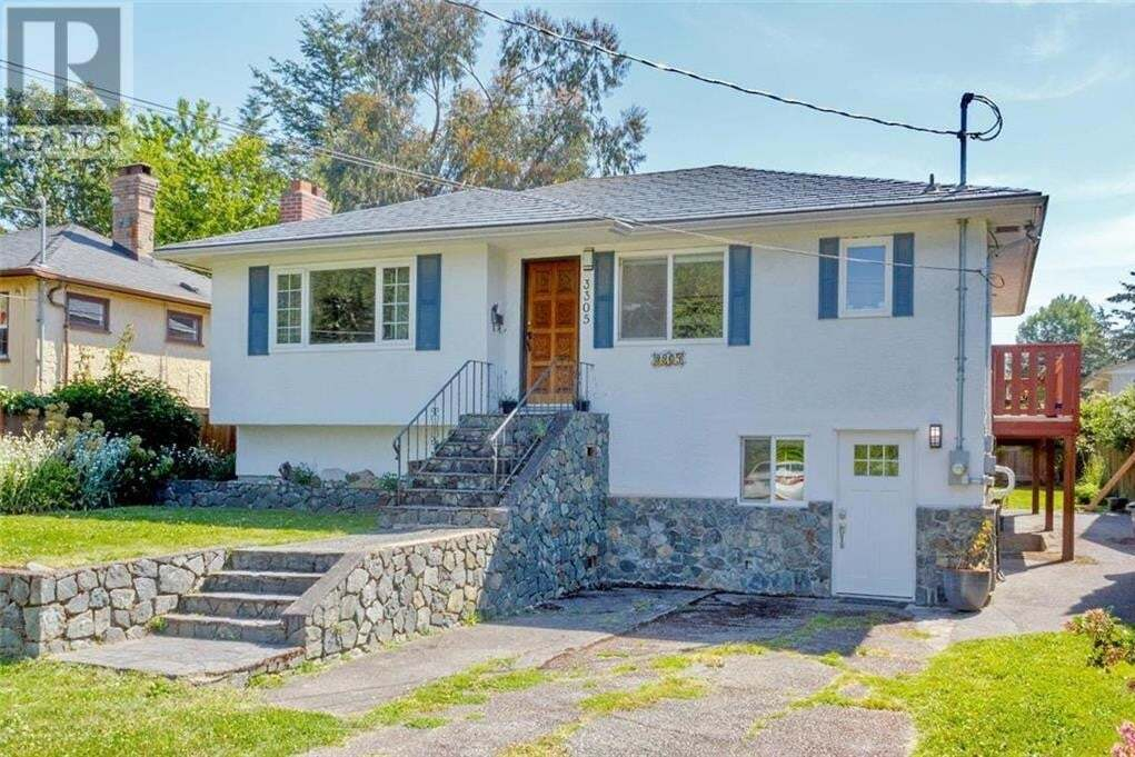 House for sale at 3305 Browning St Saanich British Columbia - MLS: 428107