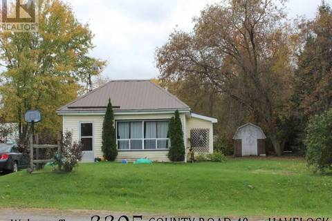 House for sale at 3305 County Road 48 Rd Havelock Ontario - MLS: 159069