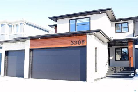 House for sale at 3305 Green Brook Rd Regina Saskatchewan - MLS: SK791007