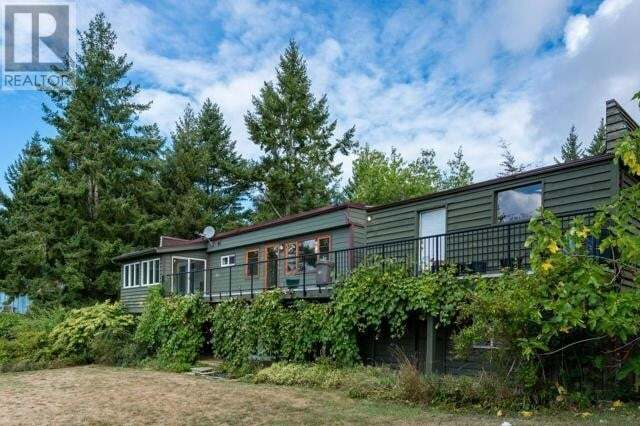 House for sale at 3305 Kirk Rd Denman Island British Columbia - MLS: 467774