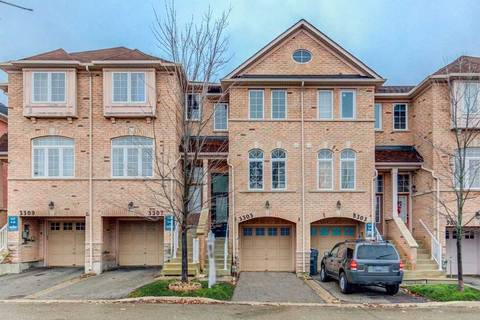 Townhouse for sale at 3305 Redpath Circ Mississauga Ontario - MLS: W4676755