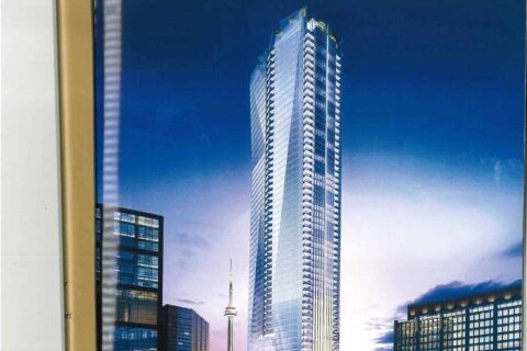Condo for sale at 180 University Ave Unit 3306 Toronto Ontario - MLS: C4893523