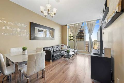 Condo for sale at 225 Webb Dr Unit 3306 Mississauga Ontario - MLS: W4731521