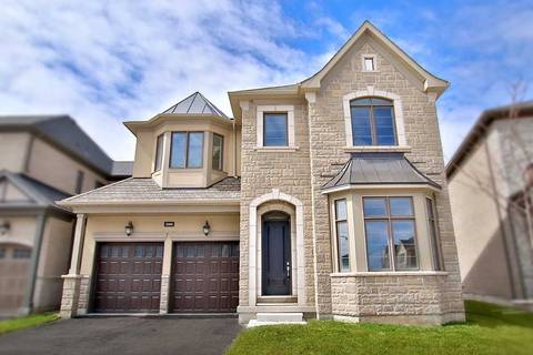 House for sale at 3306 Charles Biggar Dr Oakville Ontario - MLS: W4421285