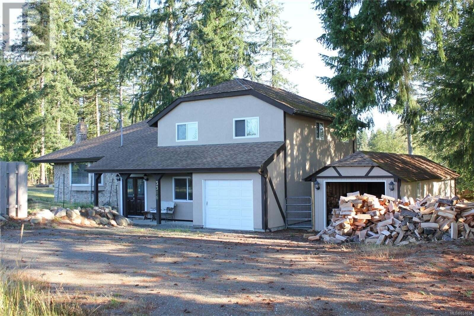 House for sale at 3306 Macaulay  Black Creek British Columbia - MLS: 851634