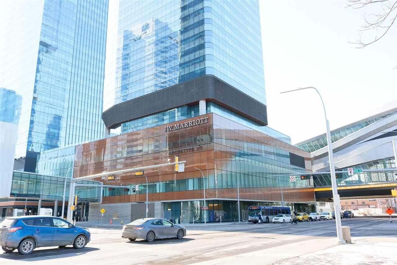 Condo for sale at 10360 102 St NW Unit 3307 Edmonton Alberta - MLS: E4192302