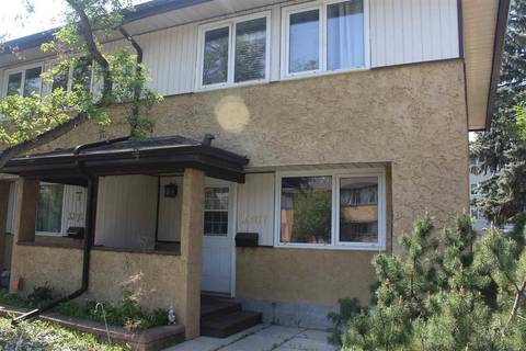 Townhouse for sale at 3307 139 Ave Nw Edmonton Alberta - MLS: E4158908