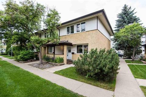 Townhouse for sale at 3307 139 Ave Nw Edmonton Alberta - MLS: E4164046