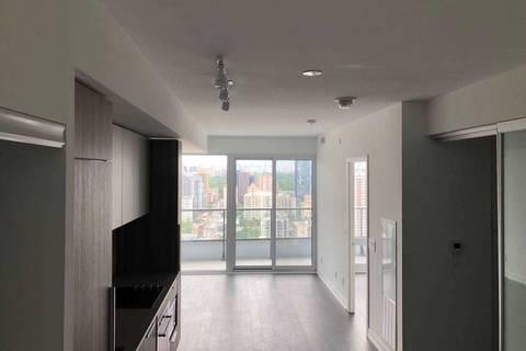 Apartment for rent at 85 Wood St Unit 3307 Toronto Ontario - MLS: C4496634