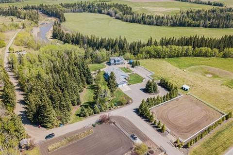 House for sale at 33077 Range Road 40  Rural Mountain View County Alberta - MLS: C4248362