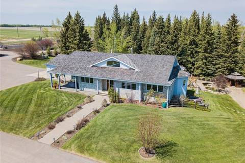 33077 Range Road Rural Mountain View County For Sale