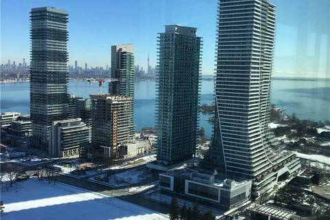 Apartment for rent at 10 Park Lawn Rd Unit 3308 Toronto Ontario - MLS: W4687763