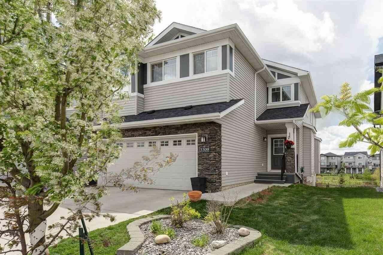 House for sale at 3309 Abbott Cr SW Edmonton Alberta - MLS: E4199764
