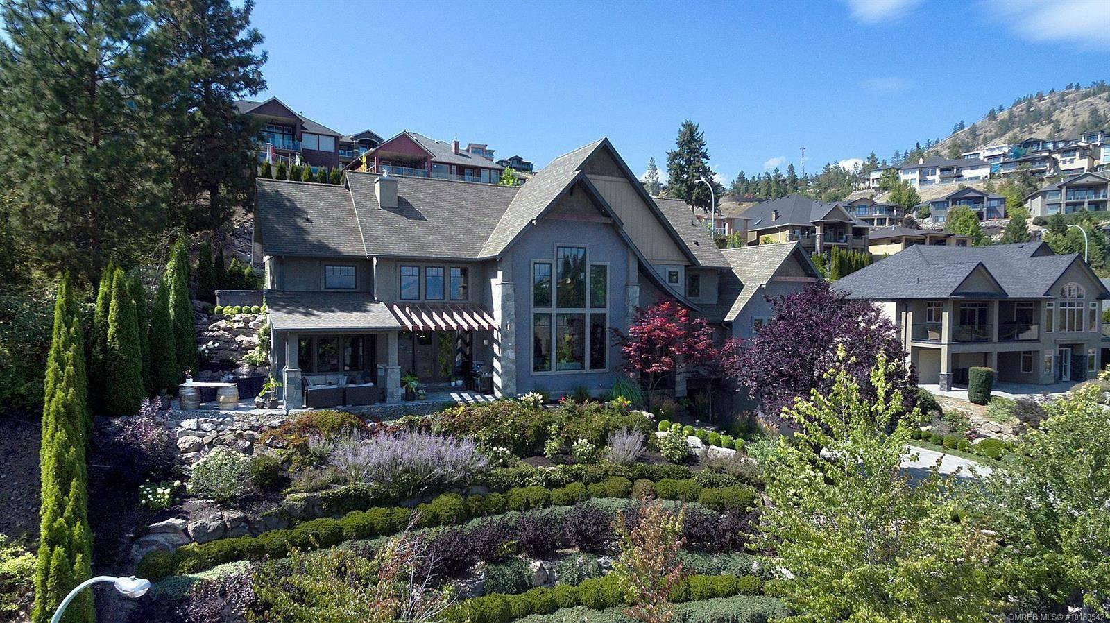 House for sale at 3309 Shiraz Ct West Kelowna British Columbia - MLS: 10189942