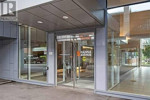 Condo for sale at 5 Hanna Ave Unit 331 Toronto Ontario - MLS: C4502766