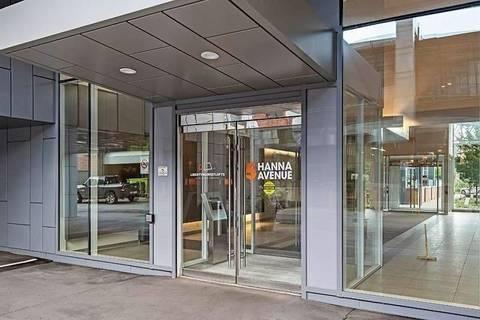 Condo for sale at 5 Hanna Ave Unit 331 Toronto Ontario - MLS: C4520006