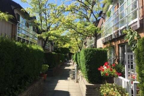 Townhouse for sale at 5790 East Boulevard  Unit 331 Vancouver British Columbia - MLS: R2481488