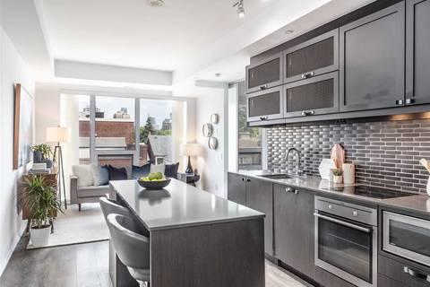 Apartment for rent at 783 Bathurst St Unit 331 Toronto Ontario - MLS: C4658628