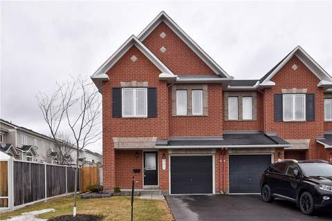 Townhouse for rent at 331 Branthaven St Ottawa Ontario - MLS: 1146650