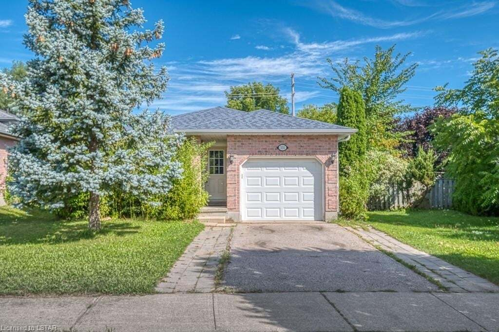 House for sale at 331 Fleming Dr London Ontario - MLS: 40007082