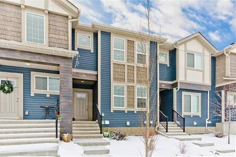 Townhouse for sale at 331 Hillcrest Dr Southwest Airdrie Alberta - MLS: C4223924