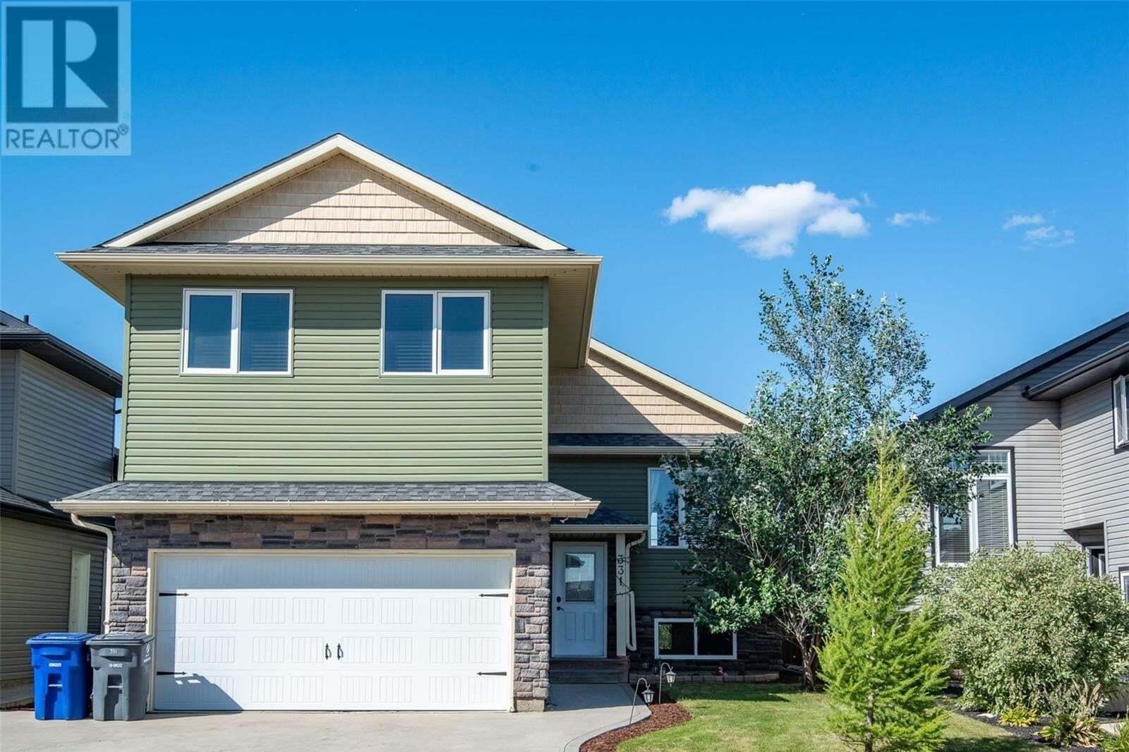 House for sale at 331 Klassen Cres Saskatoon Saskatchewan - MLS: SK813457