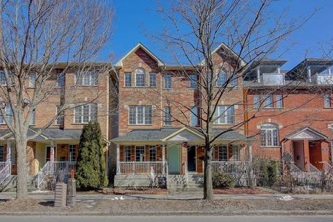 Townhouse for sale at 331 Logan Ave Toronto Ontario - MLS: E4699529