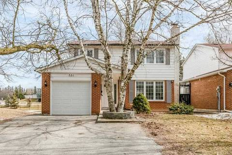 House for sale at 331 Sandford St Newmarket Ontario - MLS: N4386975