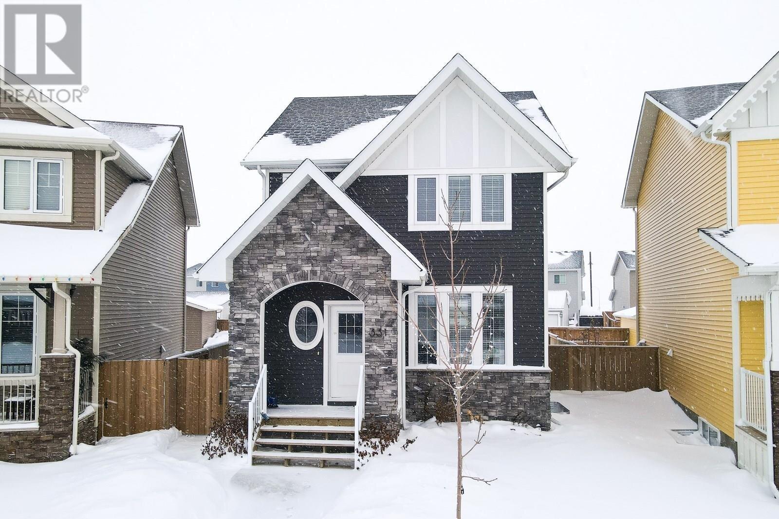 House for sale at 331 Secord Wy Saskatoon Saskatchewan - MLS: SK834467