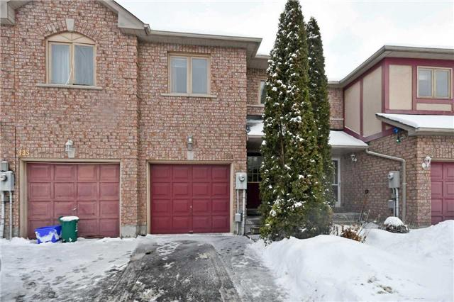 Sold: 331 Sparrow Circle, Pickering, ON