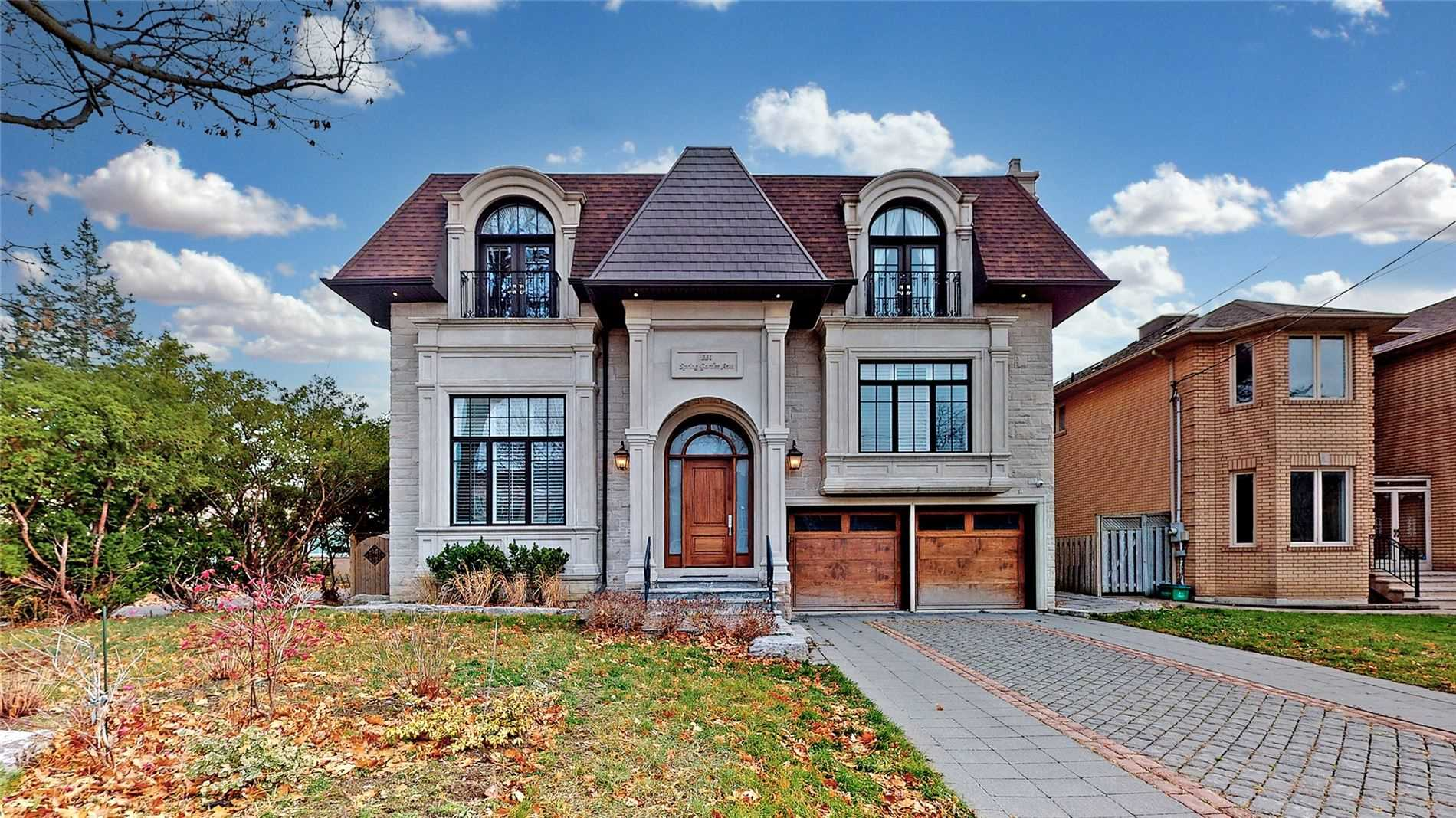 For Sale: 331 Spring Garden Avenue, Toronto, ON | 4 Bed, 7 Bath House for $3490000.00. See 33 photos!