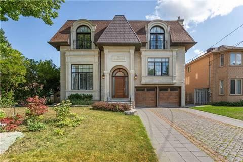 House for sale at 331 Spring Garden Ave Toronto Ontario - MLS: C4622136