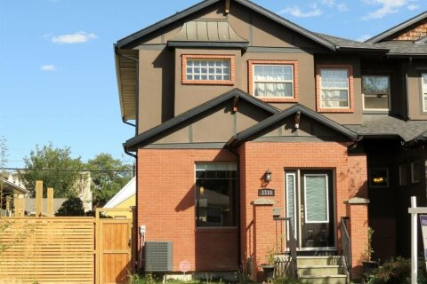 Townhouse for sale at 3310 1 St NW Calgary Alberta - MLS: A1031024