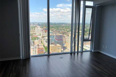 Apartment for rent at 101 Peter St Unit 3310 Toronto Ontario - MLS: C4495601