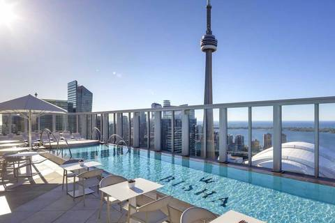 Condo for sale at 88 Blue Jays Wy Unit 3310 Toronto Ontario - MLS: C4722749