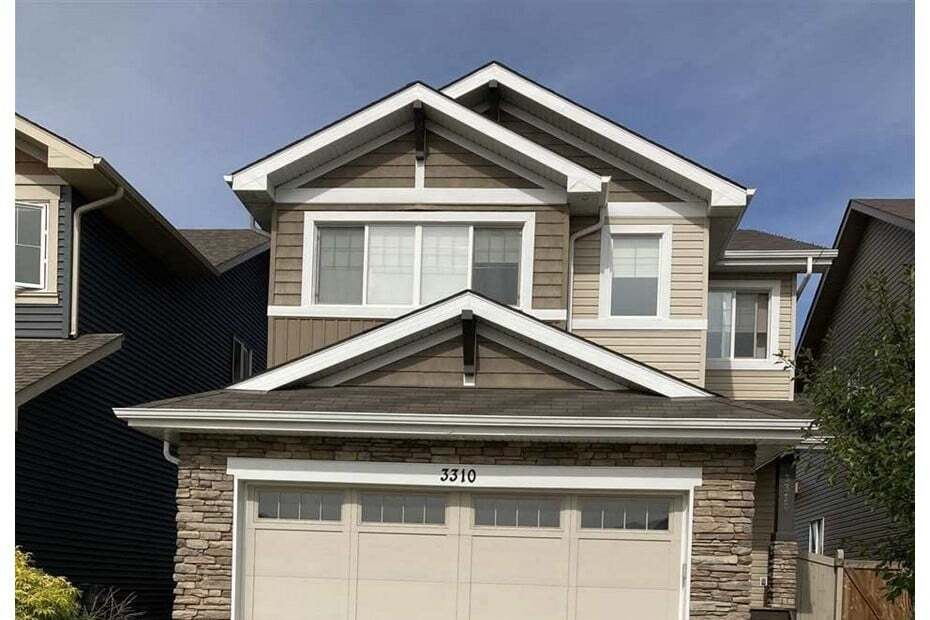 House for sale at 3310 Cutler Cr SW Edmonton Alberta - MLS: E4211424