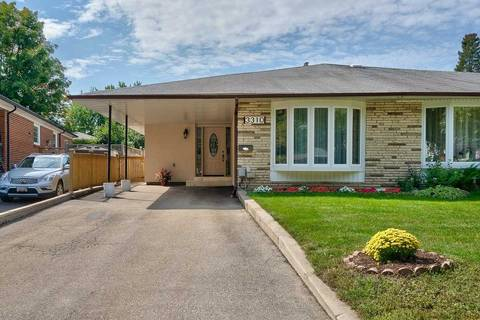 Townhouse for sale at 3310 Ivernia Rd Mississauga Ontario - MLS: W4658728