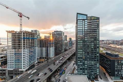 Apartment for rent at 75 Queens Wharf Rd Unit 3311 Toronto Ontario - MLS: C4724635