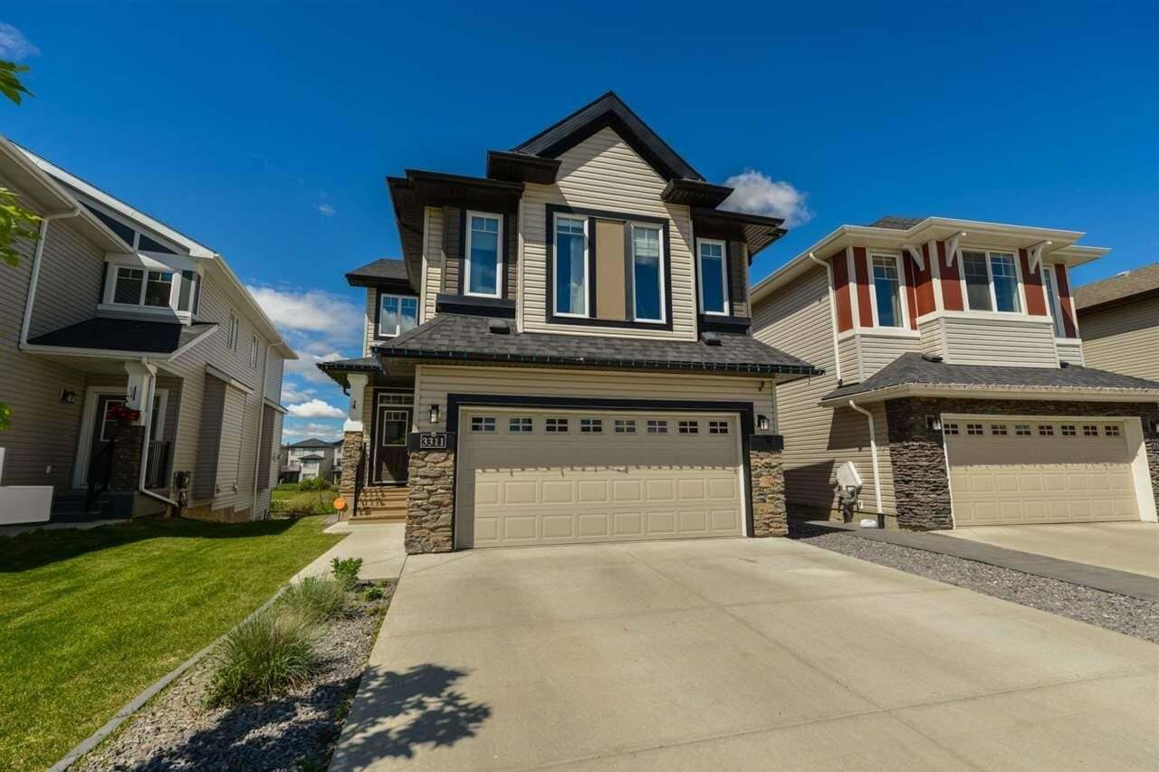 House for sale at 3311 Abbott Cr SW Edmonton Alberta - MLS: E4200178