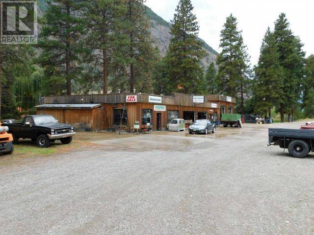 Commercial property for sale at  3311 Hy Keremeos British Columbia - MLS: 180734