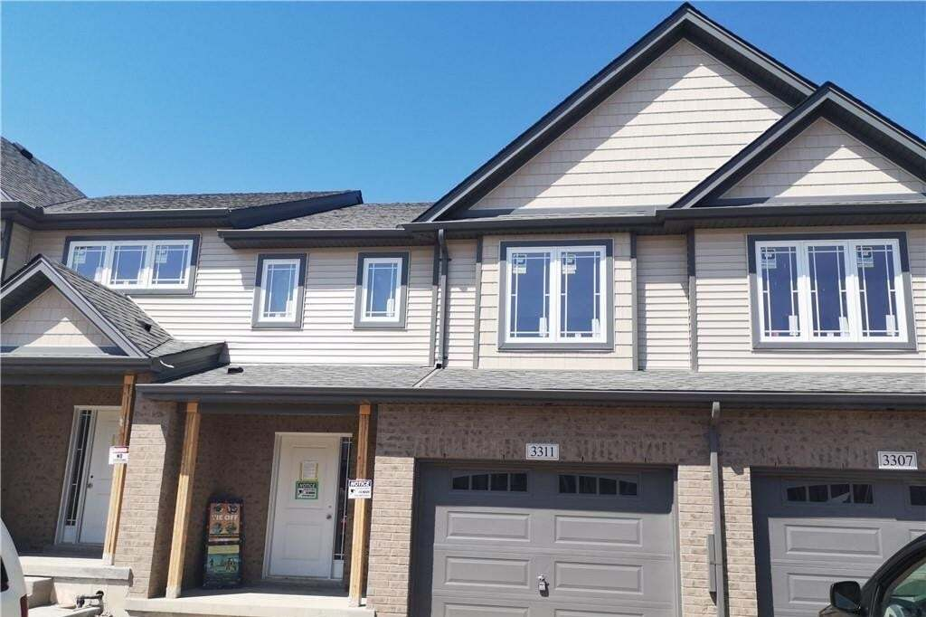 Townhouse for sale at 3311 Strawberry Wk London Ontario - MLS: H4077271
