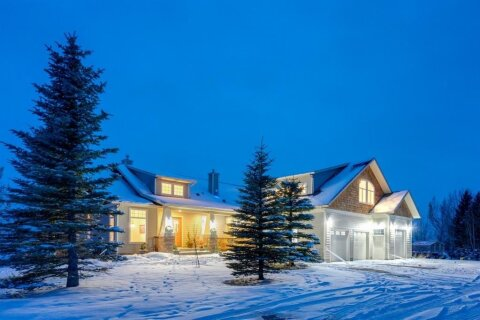 House for sale at 33110 Township 243  Rd Rural Rocky View County Alberta - MLS: A1044074