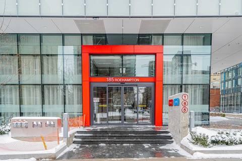 Apartment for rent at 185 Roehampton Ave Unit 3312 Toronto Ontario - MLS: C4693296