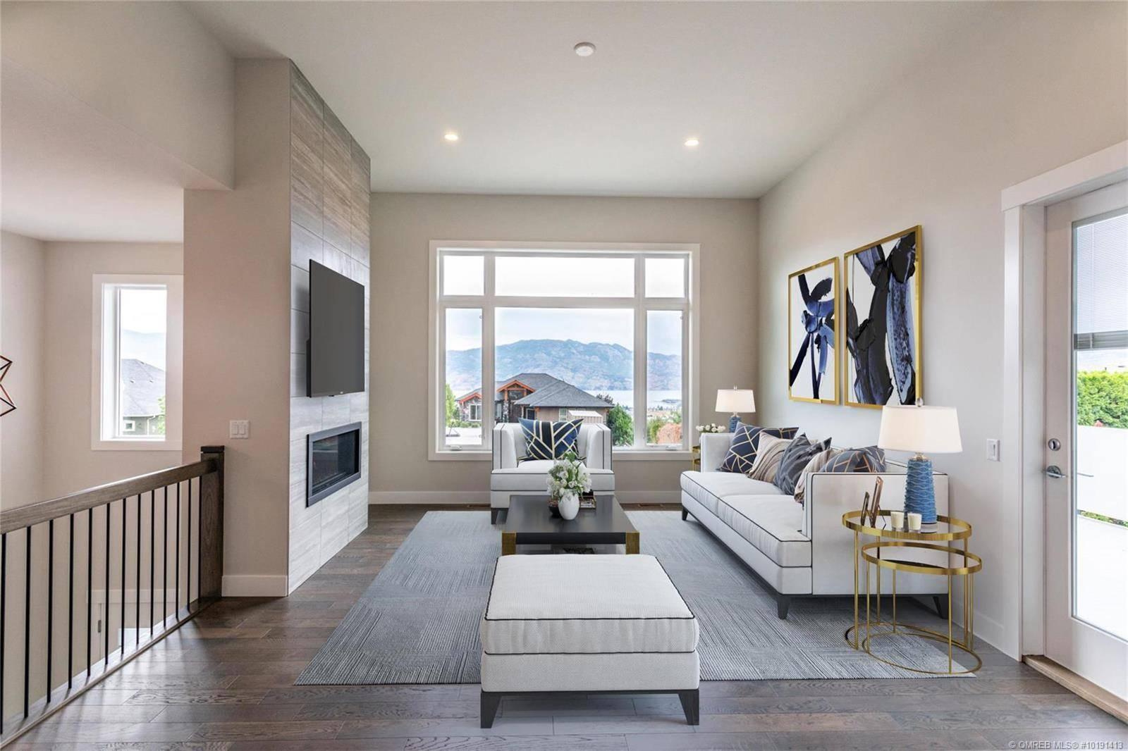 House for sale at 3312 Hihannah Vw West Kelowna British Columbia - MLS: 10191413