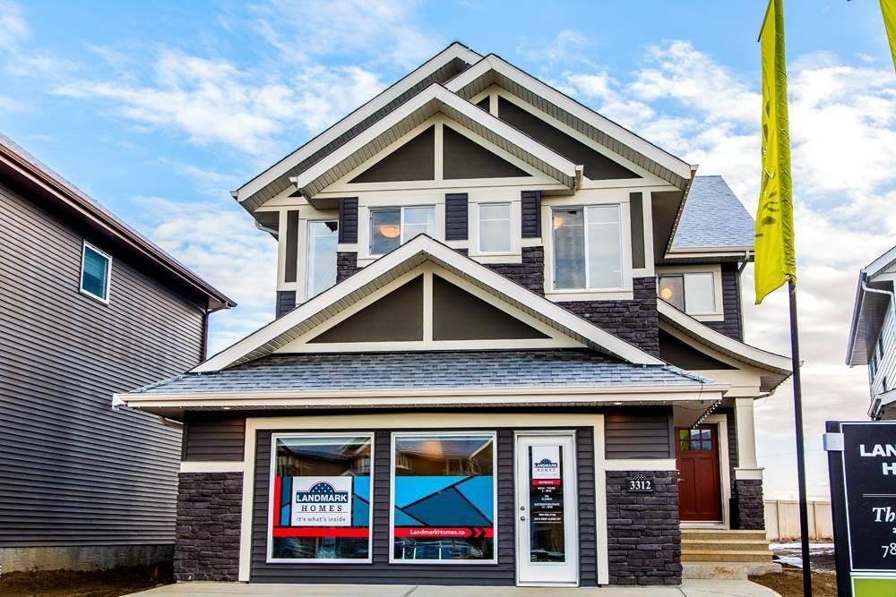 House for sale at 3312 Kidd Cs Sw Edmonton Alberta - MLS: E4170253