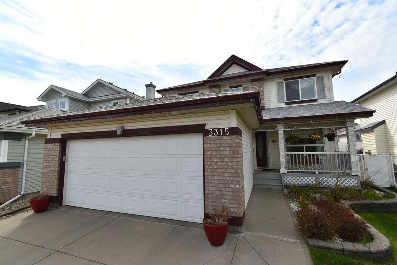 House for sale at 3315 40b Av NW Edmonton Alberta - MLS: E4198166