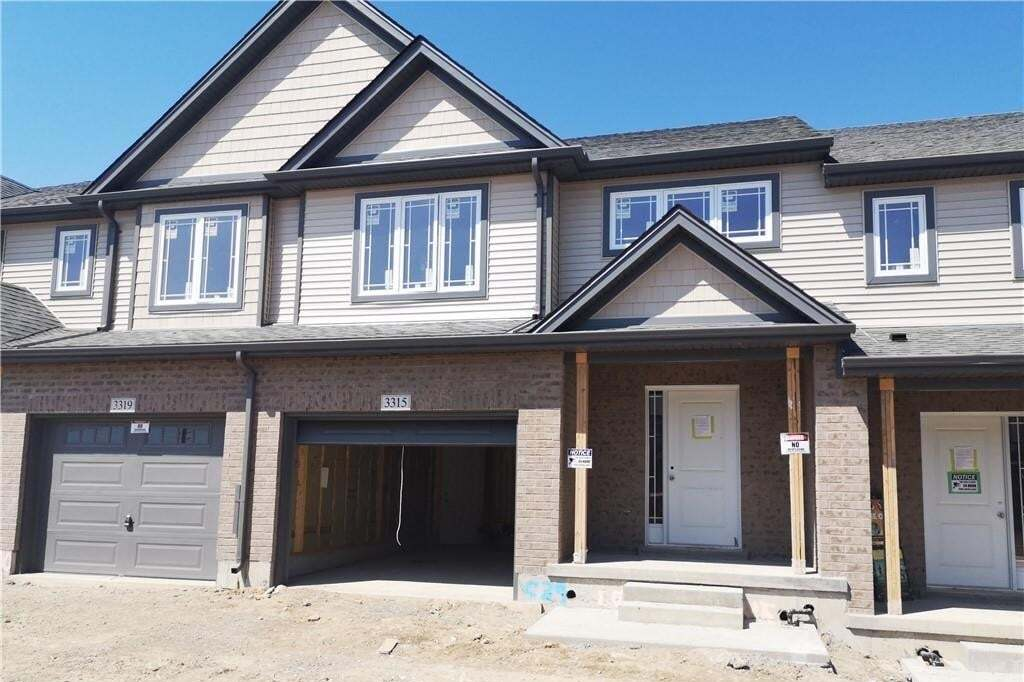 Townhouse for sale at 3315 Strawberry Wk London Ontario - MLS: H4077268
