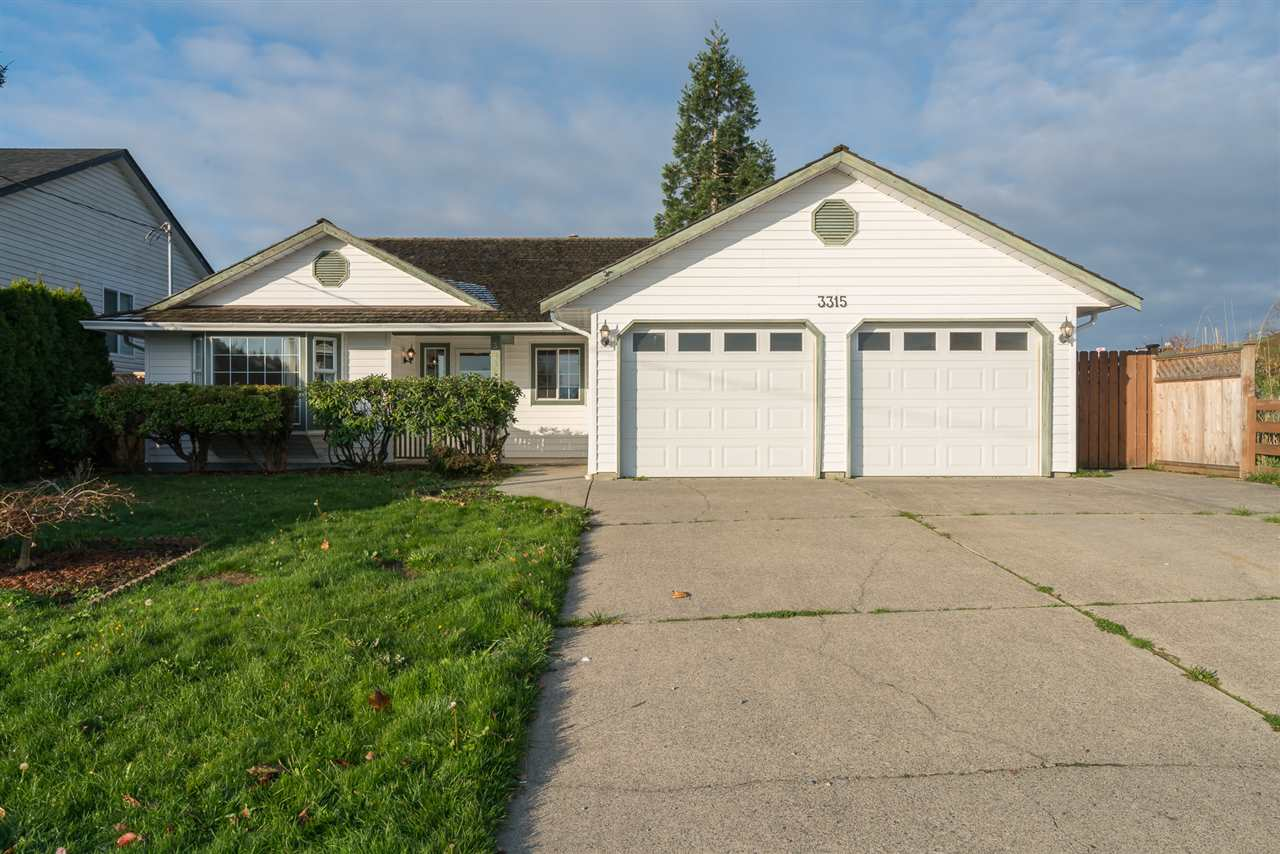 Sold: 3315 Townline Road, Abbotsford, BC